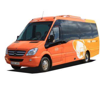 Minibus 19 plazas