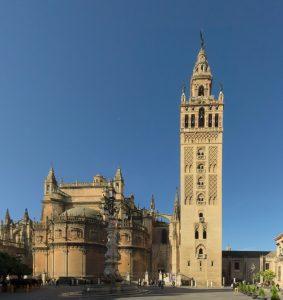 Sevilla catedral giralda