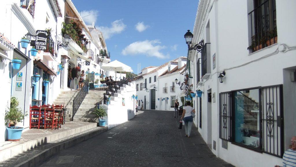 mijas calles