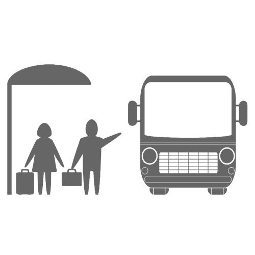 línea regular autobus