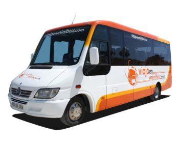 Bus 25 plazas